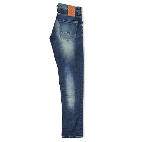 883 POLICE Cassady LA224 Activeflex Men's Jeans Mid Wash Denim