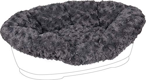 Karlie Flamingo Pet Bed Cuddly Korb-/Bettauskleidung für Domus Haustierkorb, grau