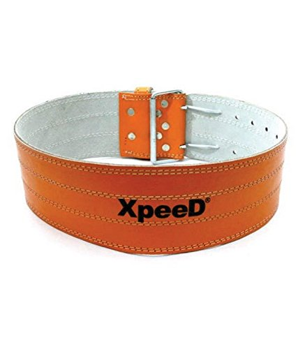 "Power Lifting Leather Belt ""Xpeed"""