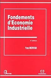Fondements d'économie industrielle