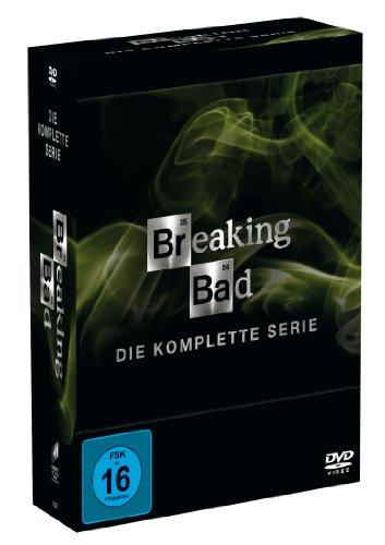 Breaking Bad – Die komplette Serie (Digipack) [20 DVDs]