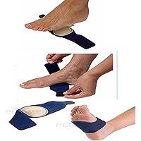 pedimend Einstellbare Druck Medical Plantarfasziitis Fuß Arch Support–Silikon Gel Fuß Massagegerät–Schmerzlinderung... preisvergleich bei billige-tabletten.eu