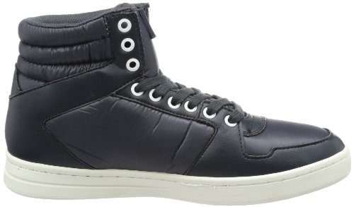 Calvin Klein Jeans PERICO SHINY NYLON/SMOOTH SE8130 Herren Sneaker Blu (Midnight))