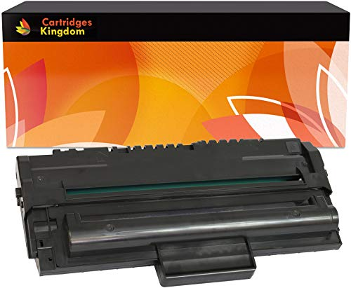 Cartridges Kingdom Schwarz Toner kompatibel für Samsung ML-1500 ML-1510 ML-1515 ML-1520 ML-1710 ML-1720 ML-1740 ML-1745 ML-1750 Xerox 3130 3115 3116 3121 3210 PE16 Lexmark X215 - 1750 Laser