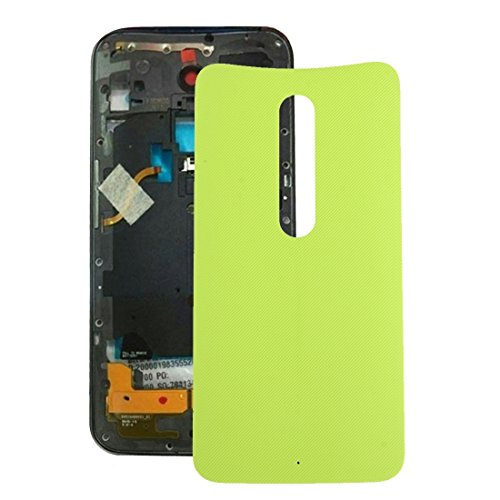 HONG-YANG Digitale IPartsBuy for Motorola Moto X Style Copertura Posteriore della Batteria di Accessori (Colore : Verde)