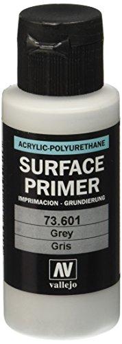 Vallejo Modell Farbe 60ml Polyurethan-Primer grau