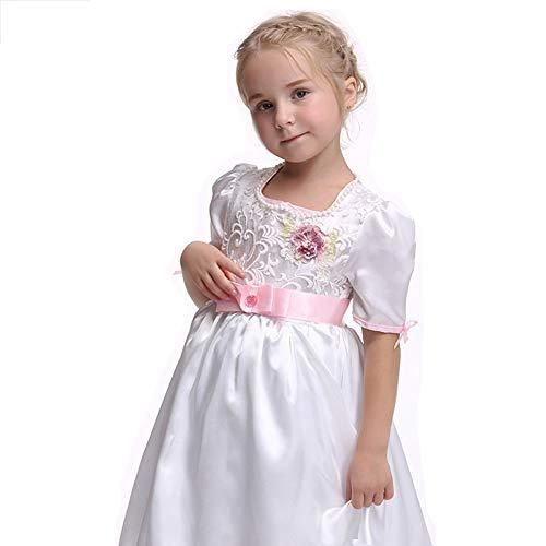 HSKS Modernes Kostüm des Halloween-Tanzes, niedliches Bogenkleid, Prinzessinkleid, Taillenrock-M