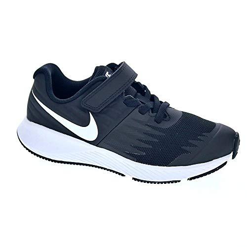 info for ec128 c0390 Nike Star Runner (PSV), Chaussures de Running garçon, Noir (Black