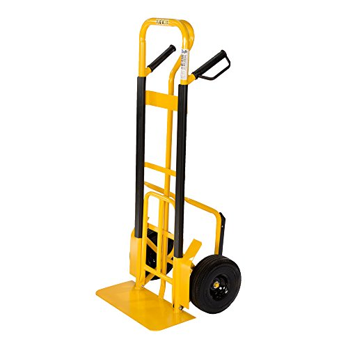 pro-bau-tec Sackkarre Extension mit PU Rädern 250 kg, 40001 -