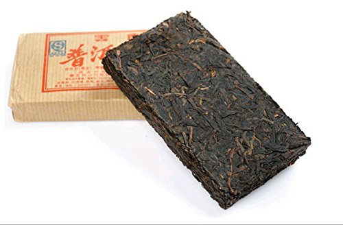 SaySure - made in 2008 100g 6 years old Ripe\Shu YunNan Chinese puer \pu erh tea