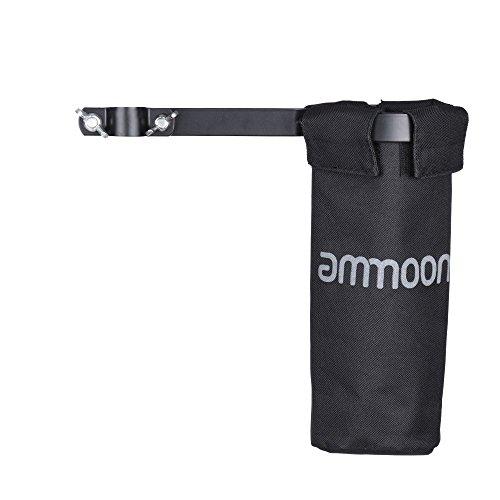ammoon Supporto per Bacchette per Batteria in Lega di Alluminio