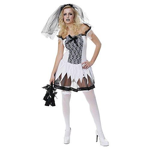 Halloween Sexy Bride Kostüm (Sexy Bride Kostüme Corpse)