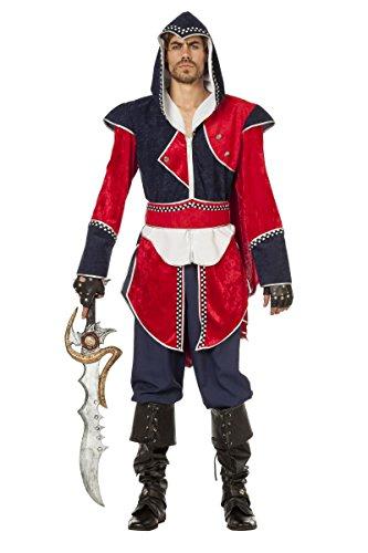 Fantasy Herren Kostüm Abenteurer Karneval Fasching Larp ()