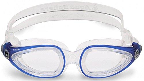 Aqua Sphere - Eagle Optic - Schwimmbrille klar/blau
