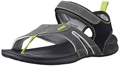 eeaa730f925e Puma Men s Jiff 5 Ind. Athletic   Outdoor Sandals  Buy Online at Low ...