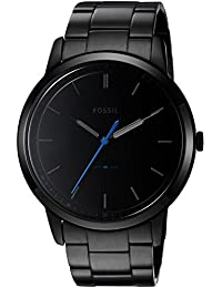 Fossil Analog Black Dial Men's Watch-FS5308