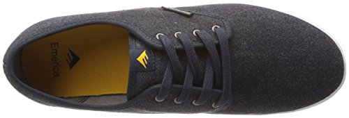 Emerica The Wino, Chaussures Homme Gris (gris (marine / Blanc / Gris))