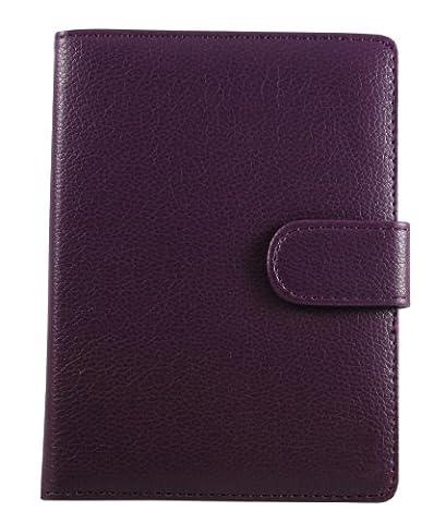 Grand Gadgets Étui pour liseuse électronique Kobo Touch (2011) Violet (Import Royaume Uni)