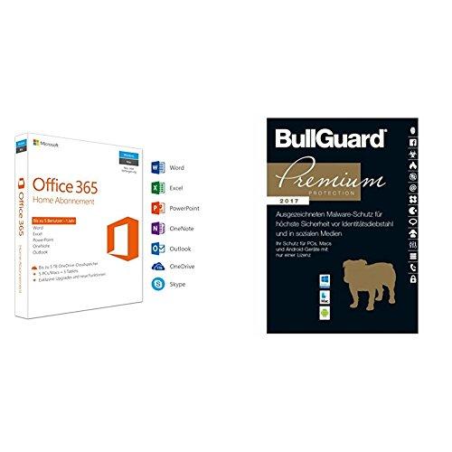 Microsoft Office 365 + BullGuard Premium Protection