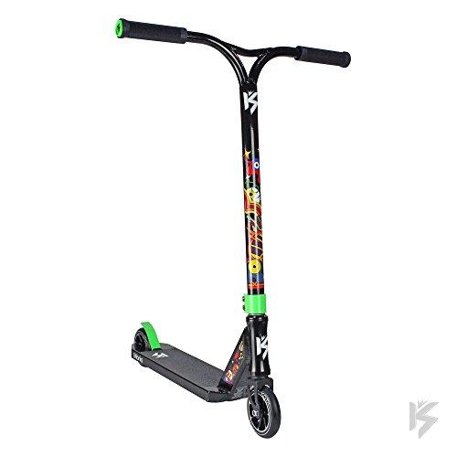 Kota Mini Mania komplett Pro Stunt-Roller, verschiedene Farben, schwarz - Gear-pro-serie