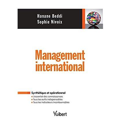 Management international : Label Fnege 2018 dans la catégorie Manuel (Entreprise)