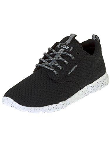 DVS Shoes Scarpe MNS PREMIER 2.0 013 BLK WEAVE CEMENT SKATE (45)