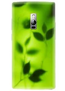 Spygen Premium Quality Designer Printed 3D Lightweight Slim Matte Finish Hard Case Back Cover For One Plus 2