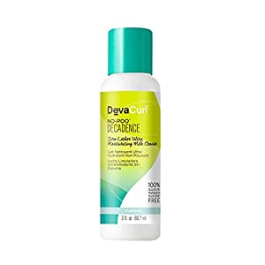 Devacurl No Poo Decadence Travel size 3 ounce