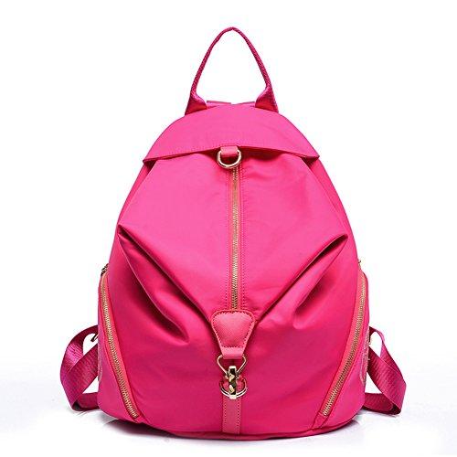 Version Mme coréenne de sac à dos Vent Collège/Oxford sac en tissu/Sacs de voyage-A F