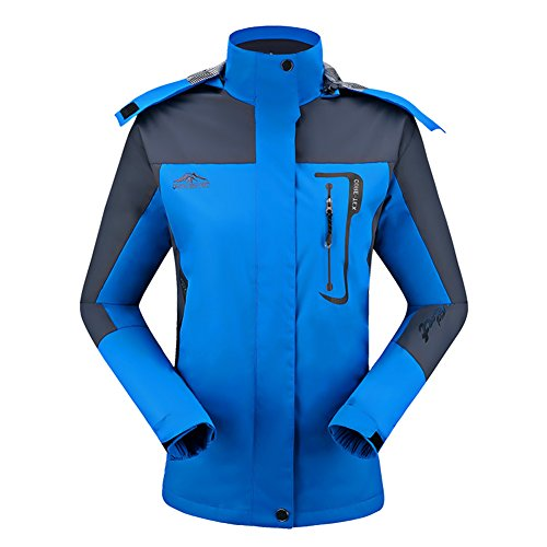 Waterproof Jacket Raincoat Women Sportswear-GIVBRO 2018 New Design Outdoor Hooded Softshell Camping Hiking Mountaineer Travel Jackets