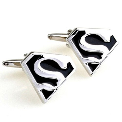 Meenaz Branded Jewellery Valentine Shirt Cuff Links/Cufflink/ Cufflinks Set for Men Boys Boyfriend with Gift Box-Cufflink-90110
