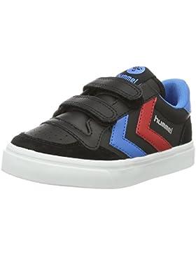 Hummel Unisex-Kinder Stadil Jr Leather Low Top