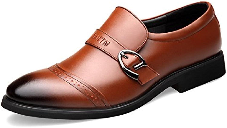 Koyi Zapatos de Cuero del Vestido de Negocios de los nuevos Hombres del Verano Zapatos Casuales de la Boda Formal... -