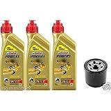"""Kit de revisión y cambio de aceite para motocicletas BMW F800GS formado por: aceite """""""