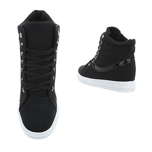 Sneakers skater nere con cerniera per donna VPDT8l9I