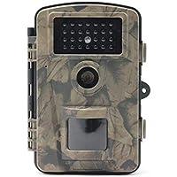 12MP 1080P-Jagd-Kamera Pir Sensor Infrarot-Nachtsicht Versteckte Kameras Outdoor-Tier-Scouting Hunter Kamera Mengonee