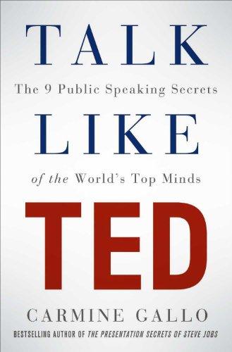 Buchseite und Rezensionen zu 'Talk like TED' von Carmine Gallo