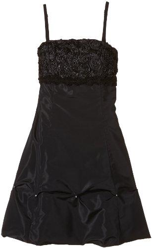 G.O.L. Mädchen Kleid Taft-Ballkleid, Gr. 176, Schwarz (black 2)