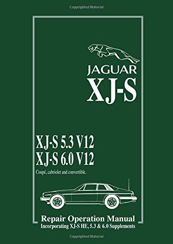 Jaguar XJ-S 5.3 V12 & 6.0