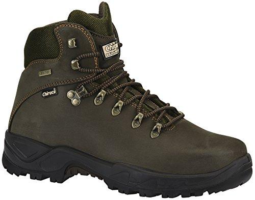 Botas bota Chiruca Teckel 01 color verde piel - GORETEX Talla 43