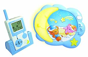 Musical Baby Soother and Monitor