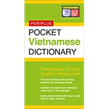 Pocket Vietnamese Dictionary: Vietnamese-English English-Vietnamese (Periplus Pocket Dictionary)