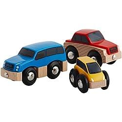 Brio - Pack de coches de madera (33759)