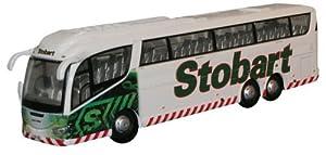 Eddie Stobart Oxford Scania Irizar PB Laura Abby, reproducción de Escala 1:76