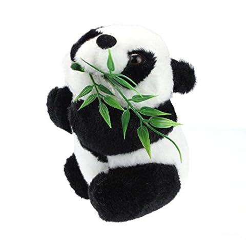 Covermason Weihnachten Geschenk Baby Kind Nette weiche Stuffed Panda Weich Tier Plüsch Puppe