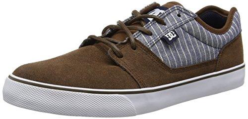 dc-shoes-tonik-se-m-zapatillas-de-skateboarding-para-hombre-azul-brown-blue-43-eu