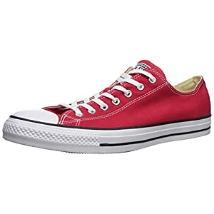 Converse Unisex Chuck Taylor AS Double Tongue OX Lace-Up
