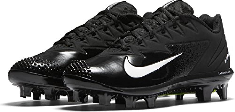 Nike Men's Vapor Ultrafly Pro MCS Baseball Cleat Black/White/Anthracite Size 12 M US