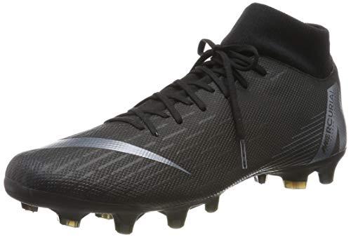 Nike Unisex-Erwachsene AH7362 Sneakers, Schwarz (Black/Black 001), 44.5 EU