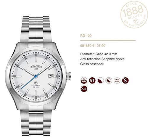 Montres bracelet - Homme - Roamer - 951660 41 25 90